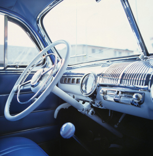 50s_クラシックカーの素材 [FYI00118057]