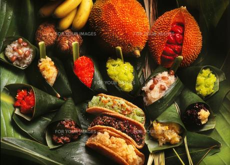 インドネシア料理の写真素材 [FYI00118106]