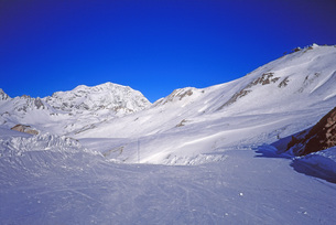 スキー場の写真素材 [FYI00118141]