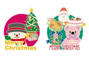 クリスマスイメージの写真素材 [FYI00118682]
