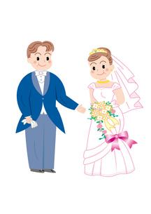 結婚式の写真素材 [FYI00118768]