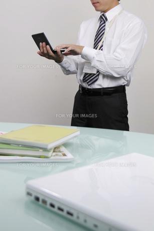 オフィス風景の写真素材 [FYI00119288]