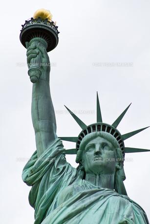 自由の女神の写真素材 [FYI00119825]
