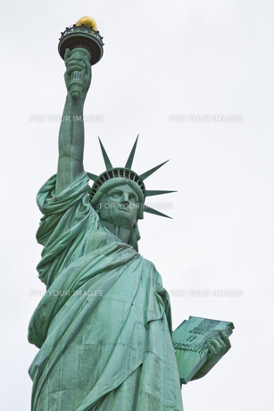 自由の女神の写真素材 [FYI00119828]
