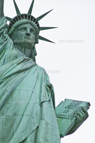 自由の女神の写真素材 [FYI00119841]