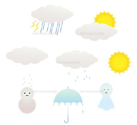 天気の素材 [FYI00119872]