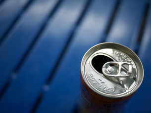 空き缶の写真素材 [FYI00119912]