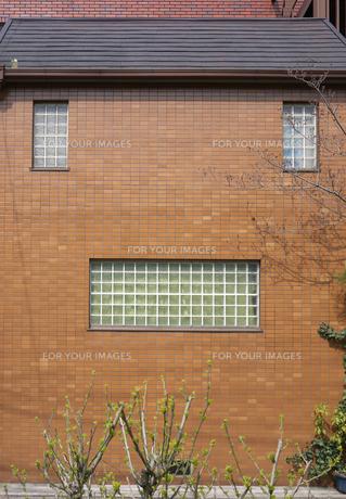 外壁の写真素材 [FYI00119933]