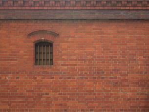 煉瓦壁の写真素材 [FYI00119935]