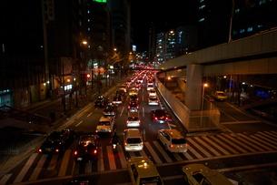 渋滞の写真素材 [FYI00120056]