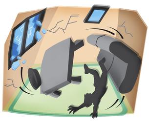 地震の写真素材 [FYI00120596]
