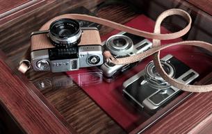 カメラ-1Cの写真素材 [FYI00120692]