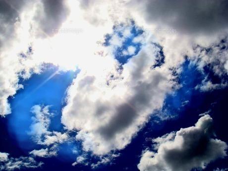 空と雲の素材 [FYI00120696]