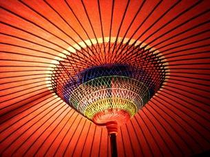 和風傘の素材 [FYI00120775]