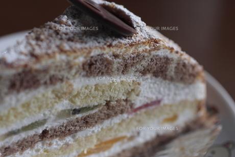 ケーキの写真素材 [FYI00120832]