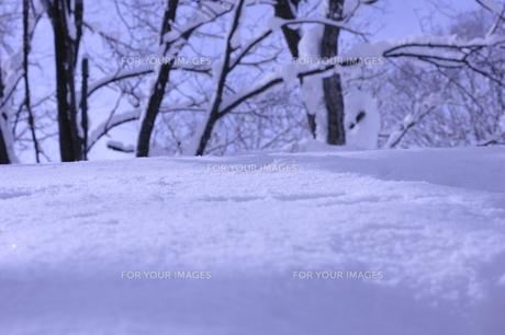 雪山の素材 [FYI00120850]