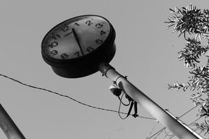 公園時計の写真素材 [FYI00121082]