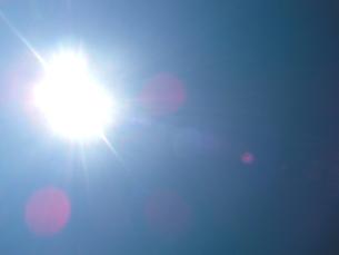 太陽の写真素材 [FYI00121092]