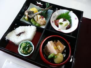 松花堂弁当の写真素材 [FYI00121169]