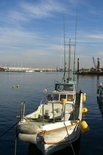 漁船の写真素材 [FYI00121178]