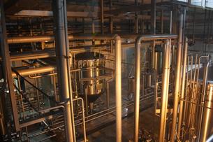 中国・青島 青島ビール工場の写真素材 [FYI00121262]