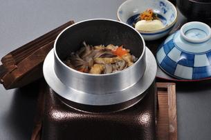 炊き込みご飯の写真素材 [FYI00121361]