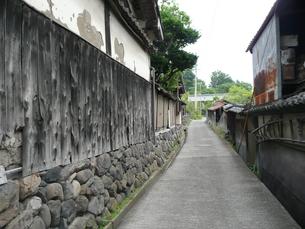中山道 御馬寄宿の写真素材 [FYI00121518]