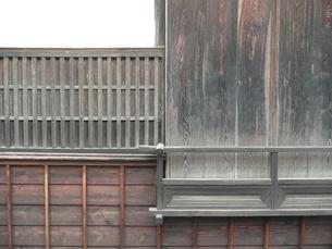中仙道 茂田井宿の写真素材 [FYI00121544]