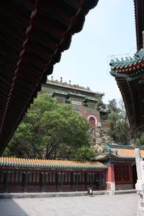 北京・頤和園の写真素材 [FYI00121708]