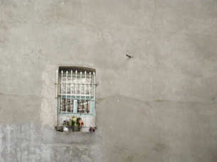 トルコのお洒落な窓の写真素材 [FYI00121892]