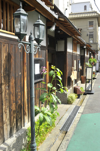昭和浪漫 大阪・昭和町の写真素材 [FYI00121893]