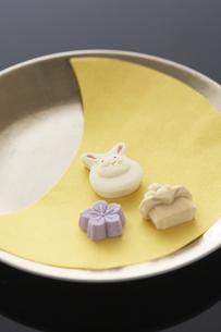 和菓子の写真素材 [FYI00122417]