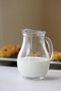 ミルクの写真素材 [FYI00122419]