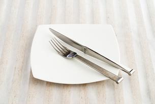 食器の写真素材 [FYI00122452]
