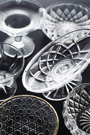 ガラス皿の素材 [FYI00122460]