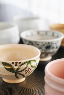 陶器の写真素材 [FYI00122480]