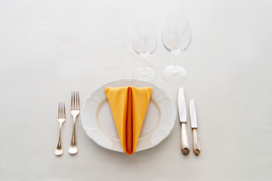 食器の写真素材 [FYI00122483]