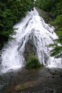 湯滝の写真素材 [FYI00123049]
