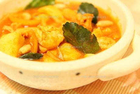 massaman curryの写真素材 [FYI00123234]