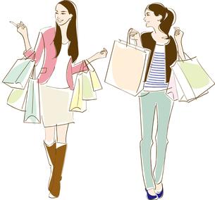 ショッピングの写真素材 [FYI00123262]