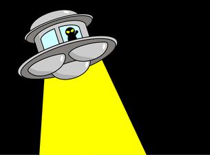 UFOの写真素材 [FYI00123277]