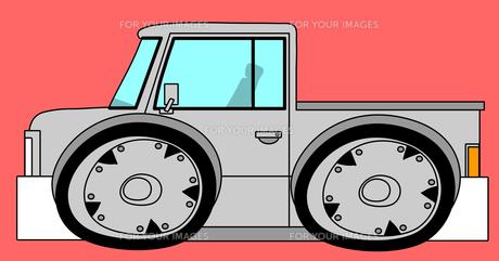 トラックの写真素材 [FYI00123309]