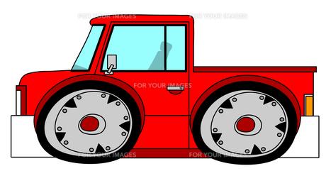 トラックの写真素材 [FYI00123313]