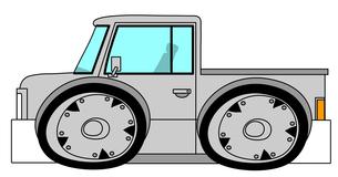 トラックの写真素材 [FYI00123338]