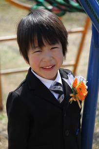 卒園の写真素材 [FYI00123527]