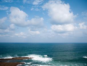 日南海岸の写真素材 [FYI00123595]