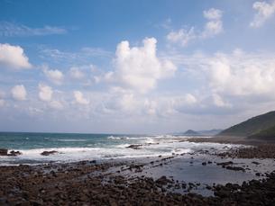 日南海岸の写真素材 [FYI00123607]