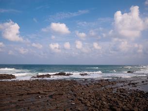 日南海岸の写真素材 [FYI00123611]