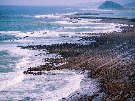 日南海岸の写真素材 [FYI00123612]