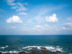 日南海岸の写真素材 [FYI00123613]